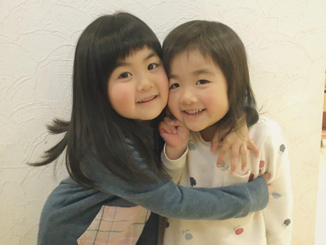 カワイイ姉妹♡